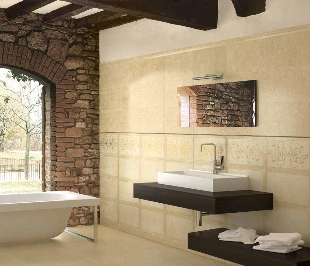 Πλακάκι μπάνιου Delconca