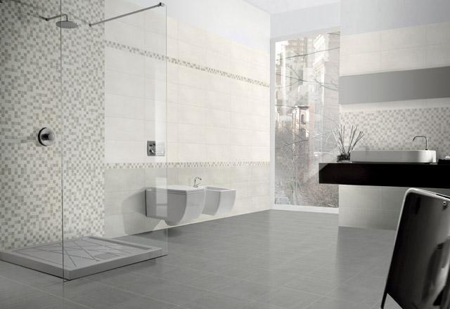 Πλακάκι μπάνιου Trial ceramica
